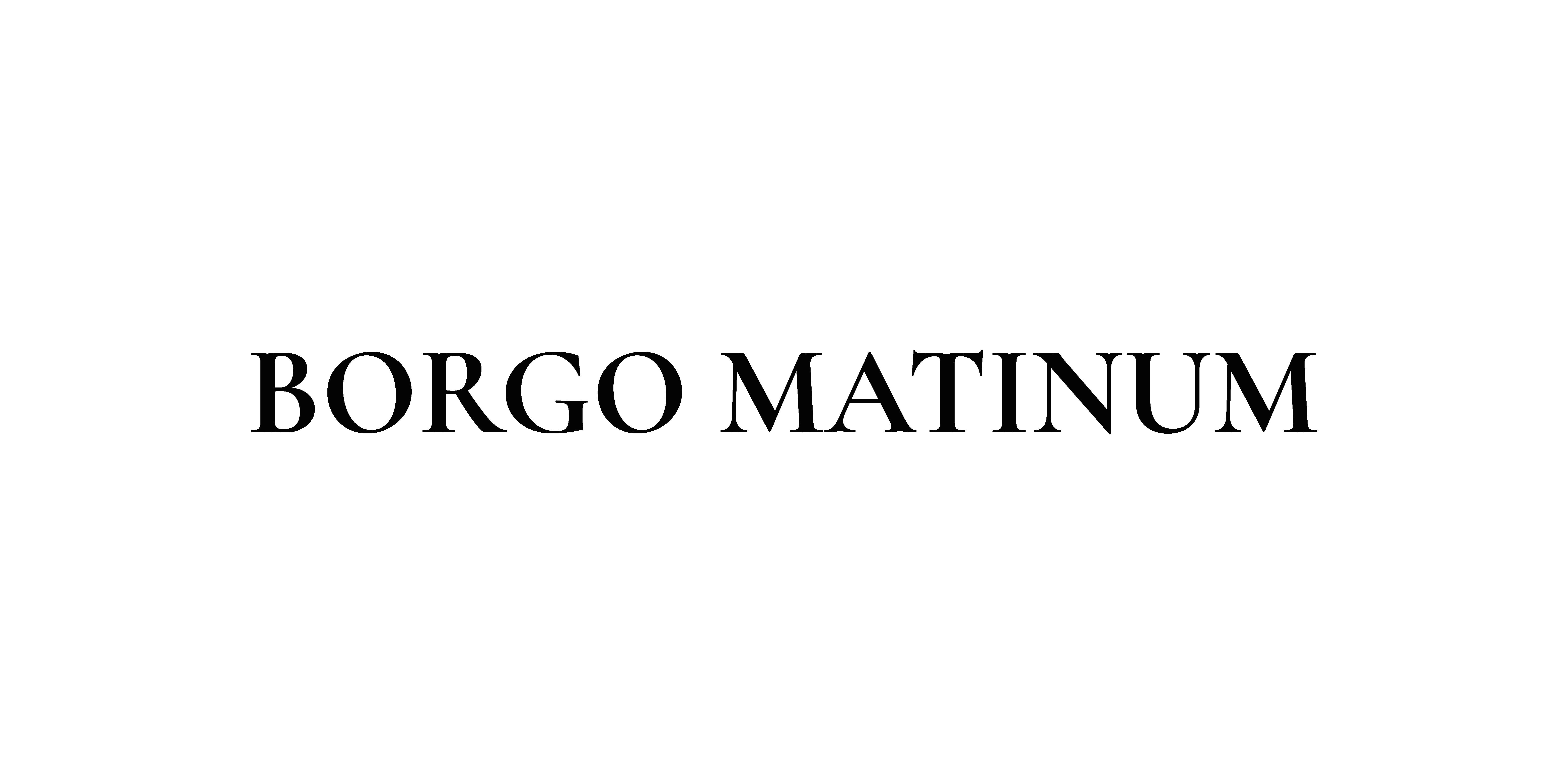 Brand Noii - Borgo Matinum