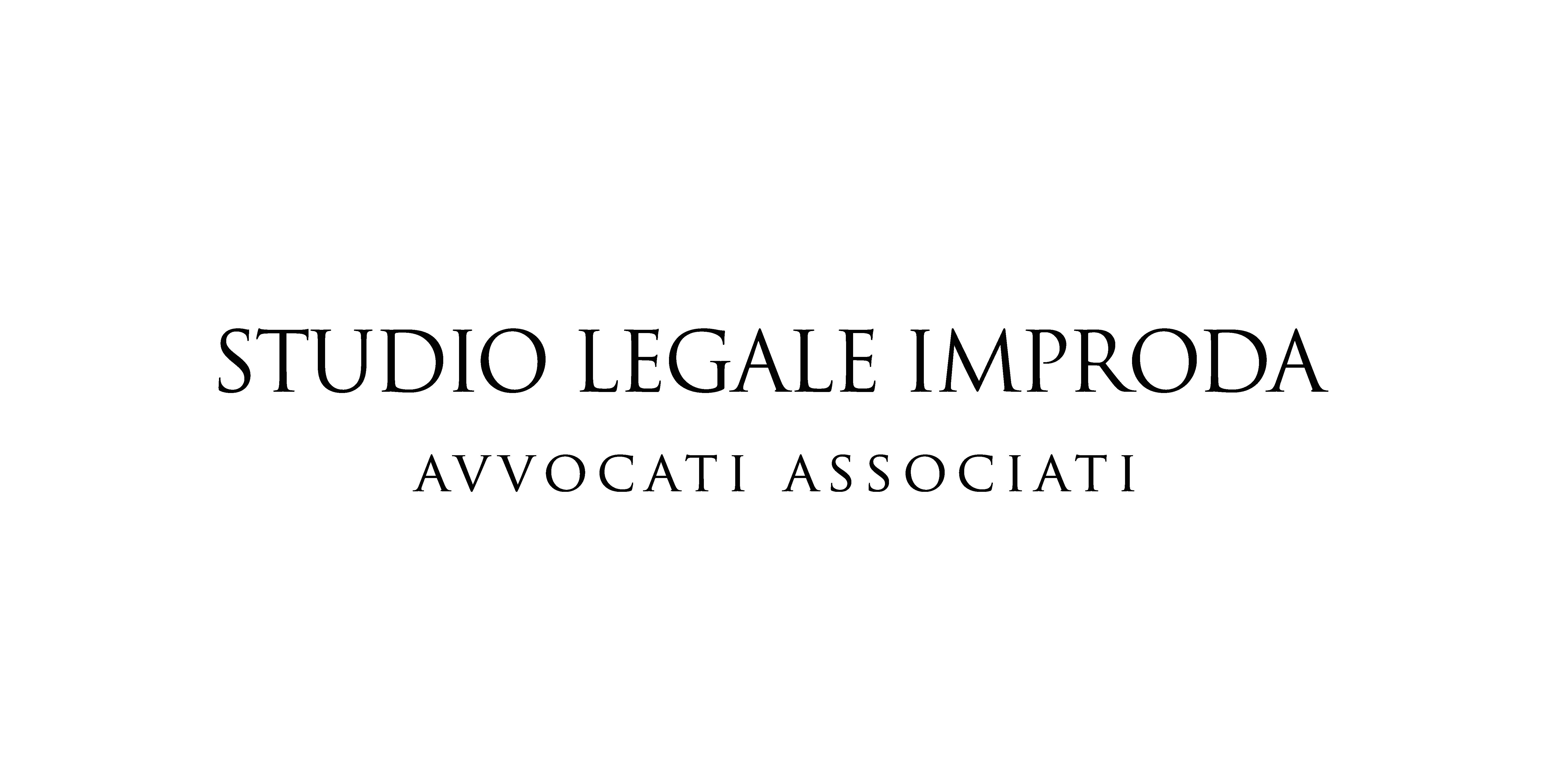 Brand Noii - Studio Legale Improda
